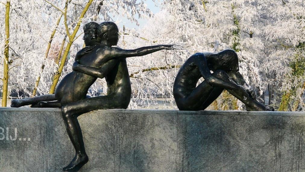 Monument voor Jonge Verkeersslachtoffers